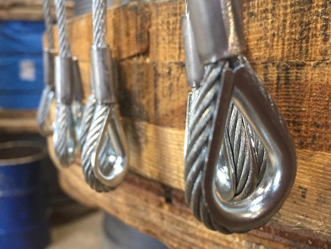 zanke jeklenih vrvi