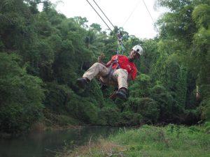 Jamajka zipline
